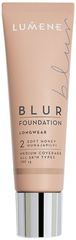 Lumene Longwear Blur Foundation тональный крем 30 мл
