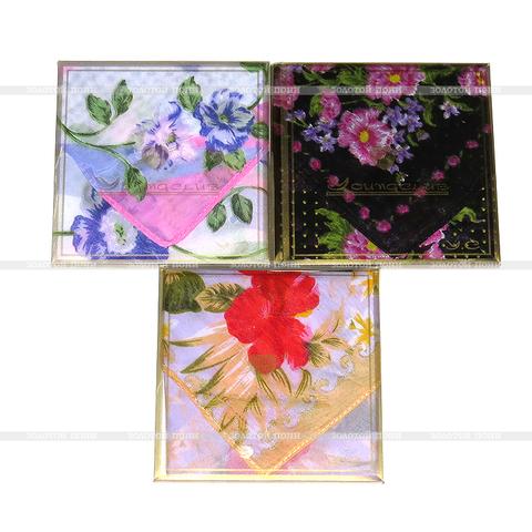 Платки носовые 1 шт в упаковке  ZPS-KPl-519