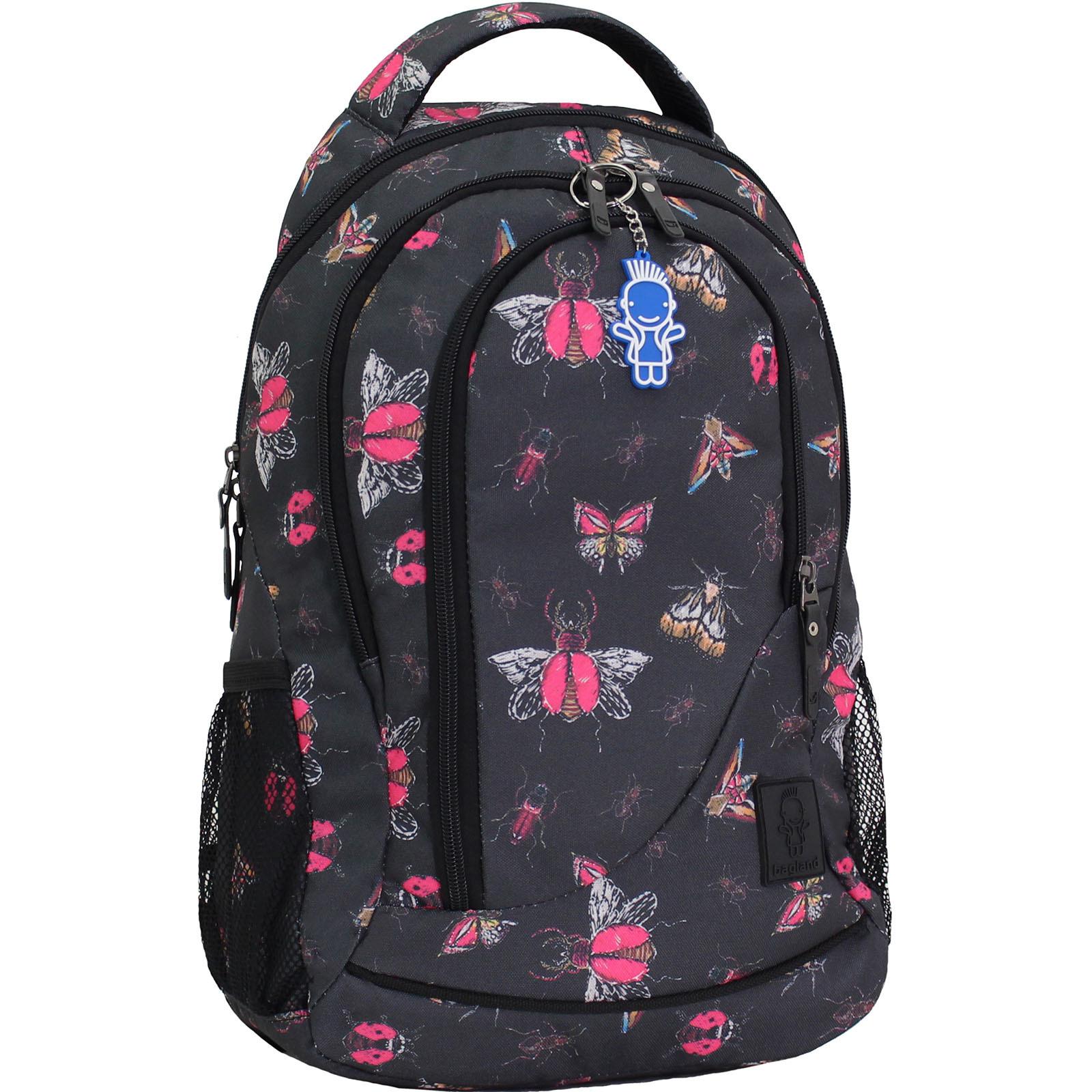 Городские рюкзаки Рюкзак Bagland Бис 19 л. сублімація 154 (00556664) IMG_9447.JPG