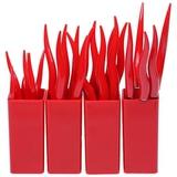 Столовые приборы MoulinVilla, «Перчики» 24 предмета