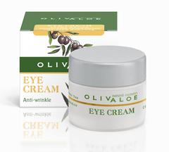 Крем от морщин для области кожи вокруг глаз OlivAloe 40 мл