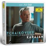 Herbert von Karajan, Berlin Philharmonic / Tchaikovsky - The Symphonies (4CD+Blu-ray)
