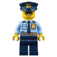 Конструктор LEGO City Police Стремительная погоня (60138)