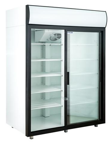 фото 1 Холодильный шкаф Polair DM114Sd-S 2.0 на profcook.ru