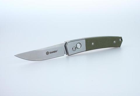 Складной нож Ganzo G7362 Зеленый