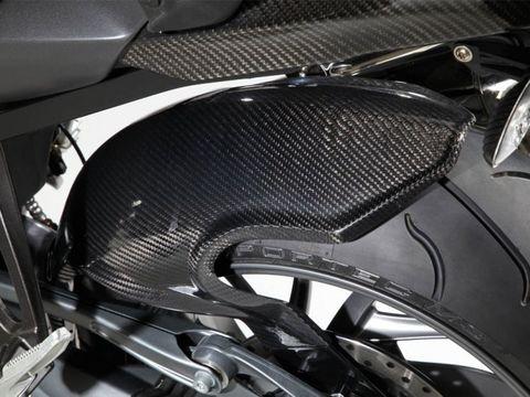 Задний хаггер BMW K1300R/S карбон