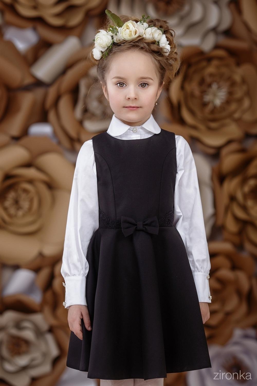 Сарафан для девочки 6569-1