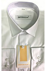 Классическая школьная рубашка для мальчика