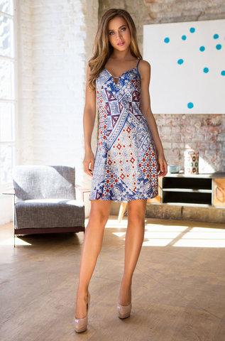 17560 mia-mia платье домашнее женское