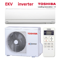 TOSHIBA - RAS-10EKV-EE INVERTER до 28 м2