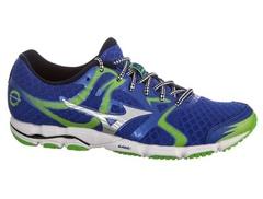 Мужские кроссовки для бега Mizuno Wave Hitogami (J1GA1480 03) синие