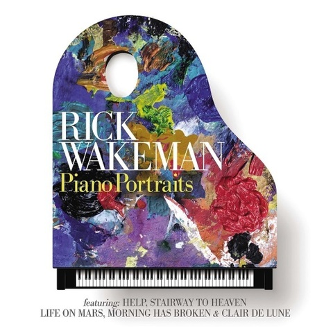 Rick Wakeman / Piano Portraits (2LP)