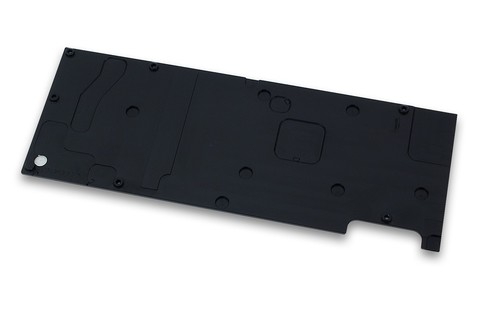 Бэкплейт EK-FC1070 GTX Backplate - Black
