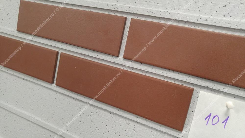 Cerrad - Burgund, gladka, 245x65x6.5 - Клинкерная плитка для фасада и внутренней отделки