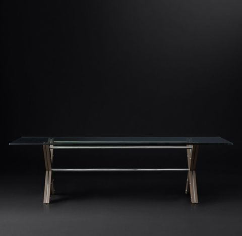 Rivet Rectangular Dining Table