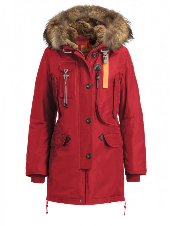 Пуховик Parajumpers Kodiak Red (Красный)