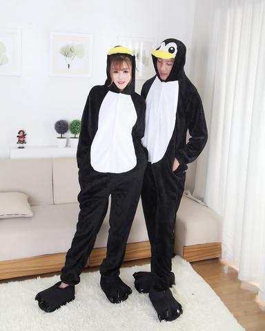 Кигуруми пингвин