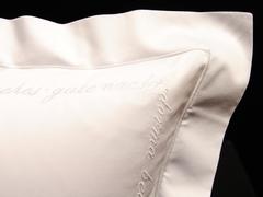 Пододеяльник 180х200 Christian Fischbacher Luxury Nights Sweet Dreams 557 белый