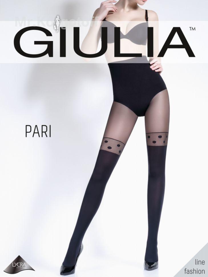 Колготки Giulia Pari 22