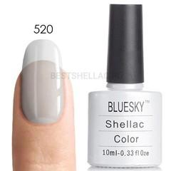 Гель-лак Bluesky № 40520/80520 Mother of Pearl, 10 мл