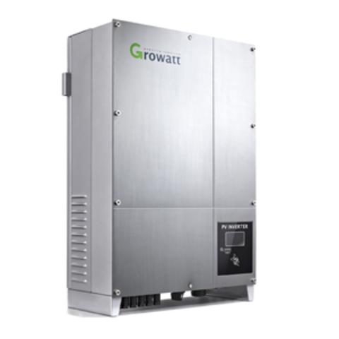 Сетевой инвертор Growatt 20000UE (20 кВ, 3-фазный, 2 МРРТ)