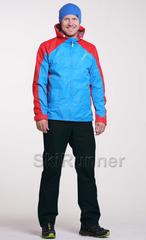 Ветрозащитный спортивный костюм Nordski National Blue-Black мужской