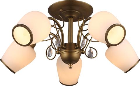 INL-6108C-05 Golden Brass