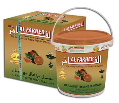 Al Fakher - Апельсин с мятой, килограмм