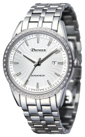 Купить Наручные часы Romanson PM0327KMWWH по доступной цене