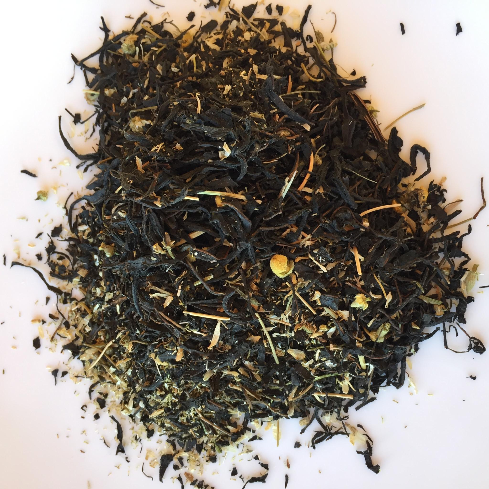 Иван-чай с ромашкой