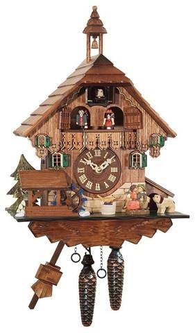 Часы с кукушкой Engstler 4484QMT