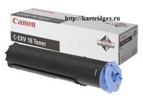 Картридж Canon C-EXV-18 / 0386B002 (C-EXV18)