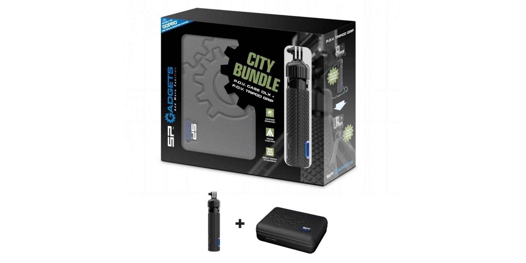 Набор SP City Bundle (кейс + трипод) комплект с упаковкой