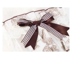Полотенце 40х60 Old Florence Амели коричневое