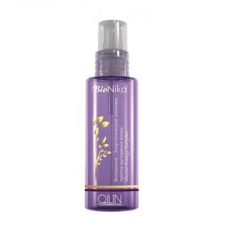 OLLIN bionika витаминно-энергетический комплекс против выпадения волос 100мл/ vitamin energy complex