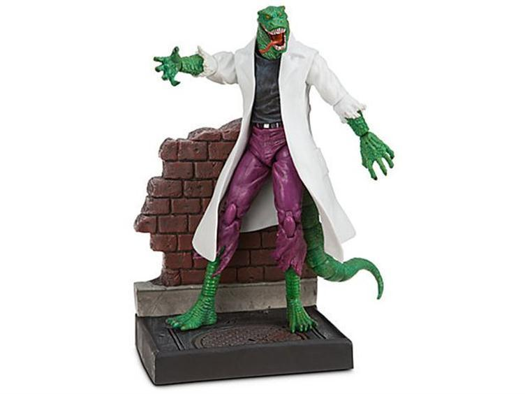 Ящерица (Lizard) - Marvel Select