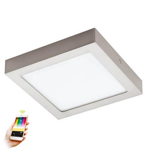 Панель светодиодная ультратонкая накладная системы умный свет EGLO connect Eglo FUEVA-C 96679