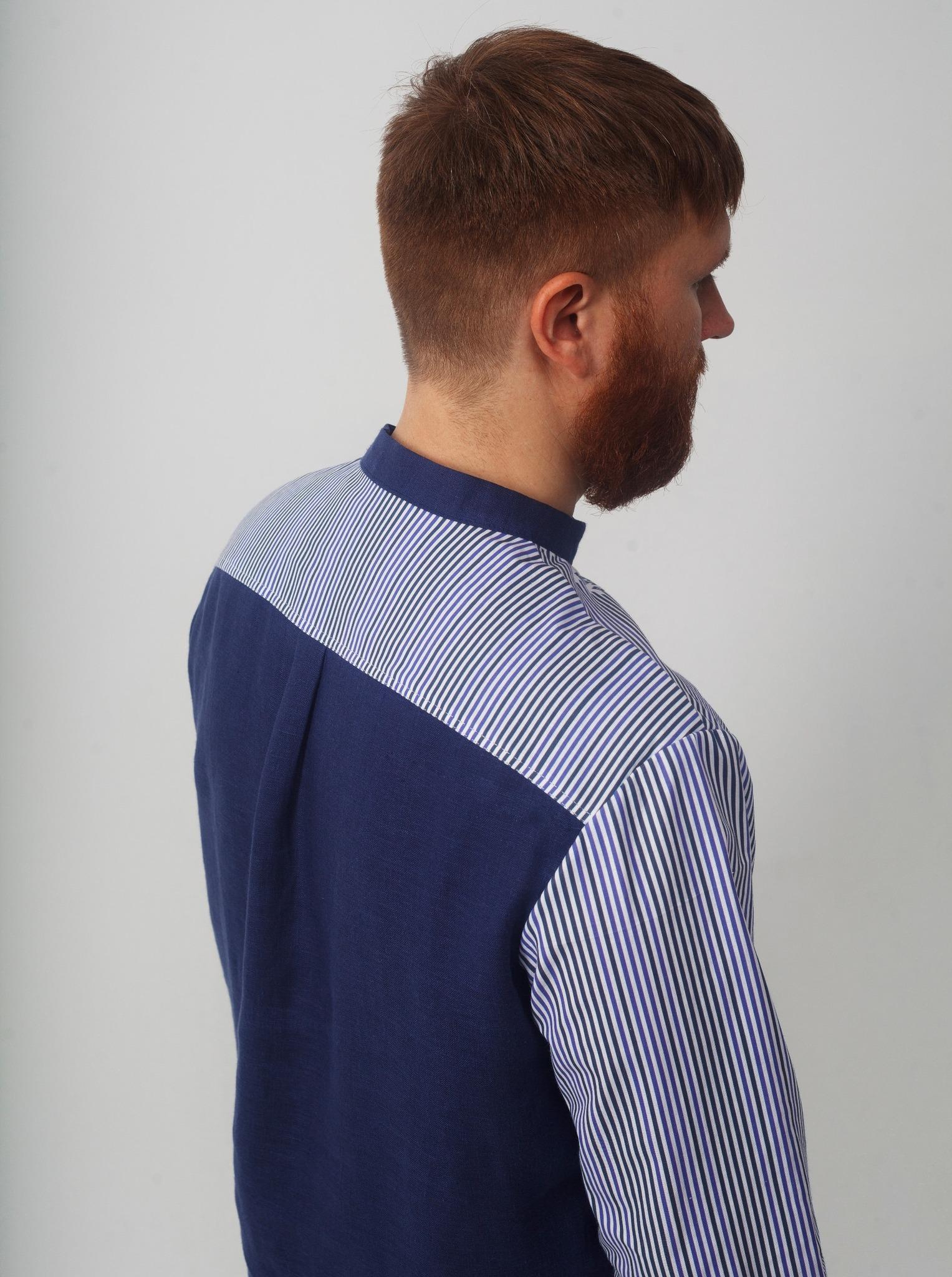 Рубашка мужская Сибирская спина