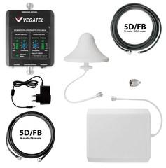 Усилитель сотовой связи VEGATEL VT-1800/3G-kit (офис, LED)