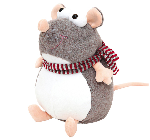 Мягкая игрушка Мышка Символ года в ассортименте