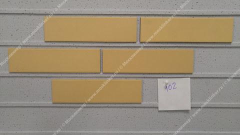 Cerrad - Piaskowa, gladka, 245x65x6.5 - Клинкерная плитка для фасада и внутренней отделки