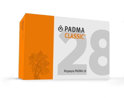 PADMA 28 Classic, 60 капсул