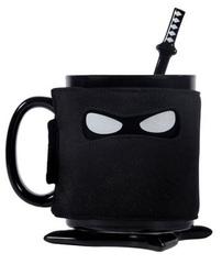 Ниндзя Кружка керамическая — Ninja Cup