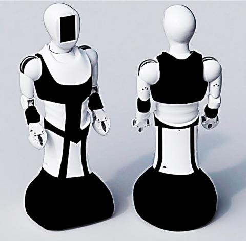 Образовательный комплект для изучения и разработки автономных сервисных роботов