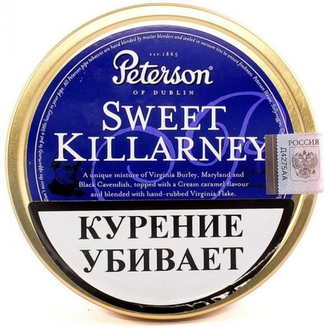 Табак Peterson Sweet Killarney (50 гр)