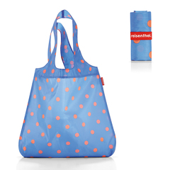 Сумка складная Mini maxi shopper azure dots Reisenthel