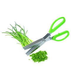 Ножницы для нарезки зелени с 5-ю лезвиями