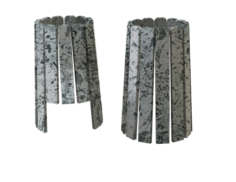 Комплект облицовки Stone for 180 Vega Short/Long Window Max (Серпентинит)