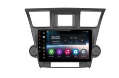 Штатная магнитола FarCar s200 для Toyota Highlander 07-13 на Android (V035R)