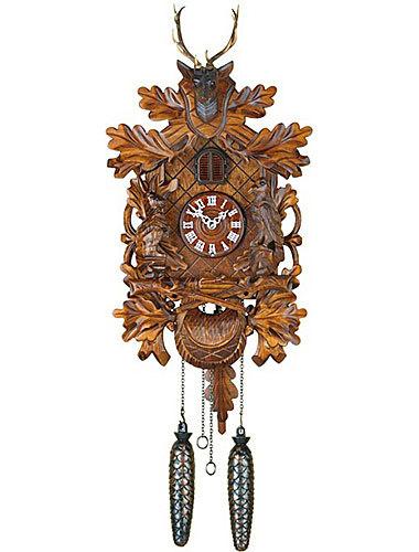 Часы настенные Часы настенные с кукушкой Trenkle 361 Q chasy-nastennye-s-kukushkoy-trenkle-361-q-germaniya.jpg